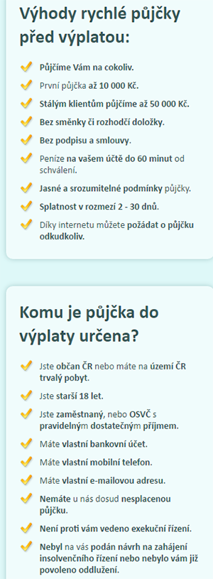 Online pujcka ihned zdice jičín picture 6